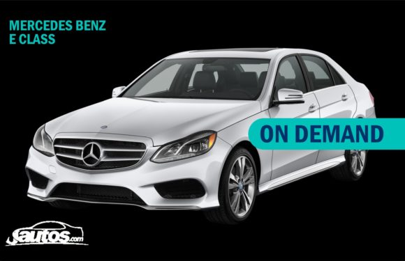 MERCEDES BENZ E CLASS (PRIZE ON DEMAND)
