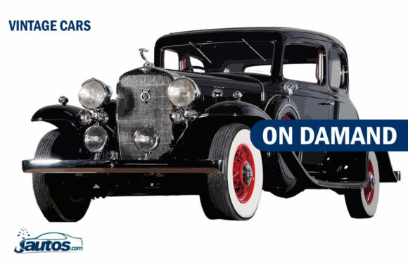 VINTAGE CARS (PRICE ON DEMAND)
