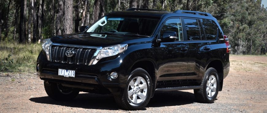 Jautos Best Toyota Landcruiser Prado Rental - Jautos